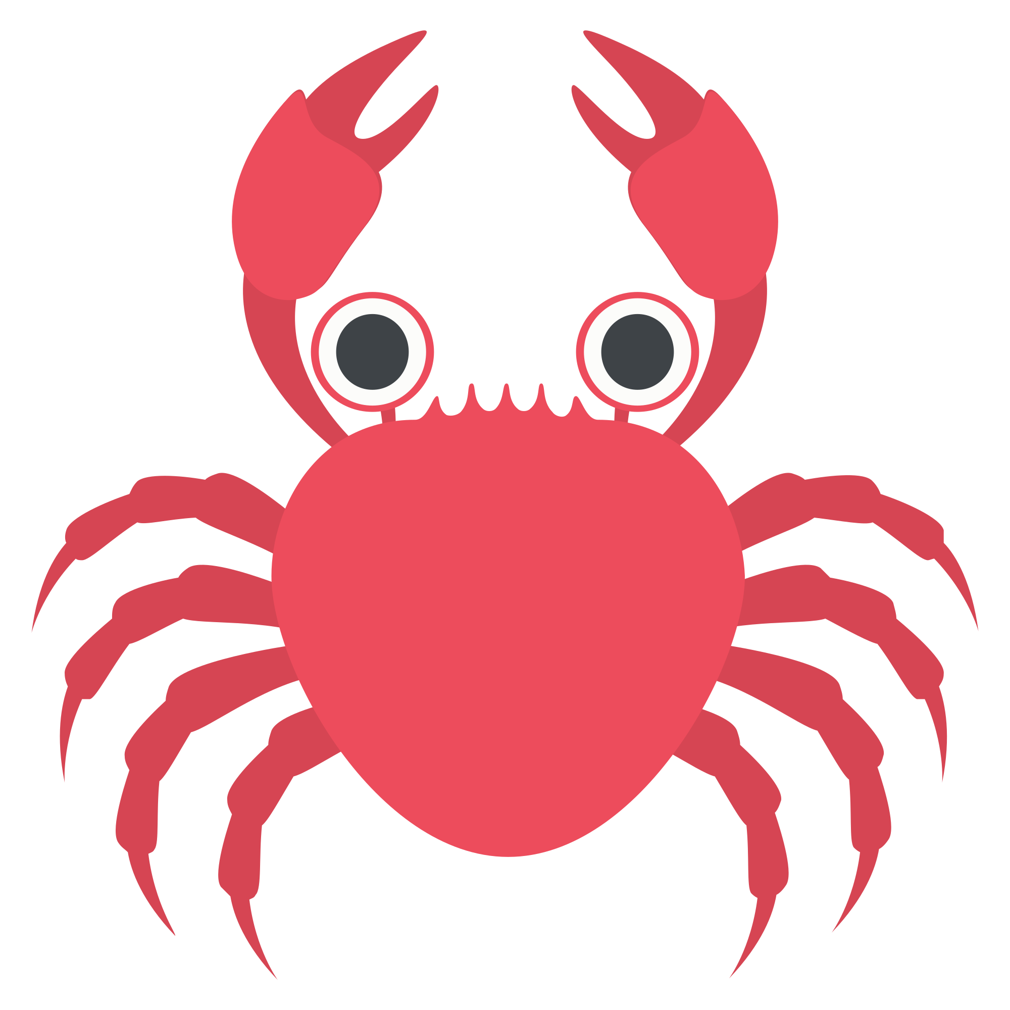 crab clipart dungeness crab