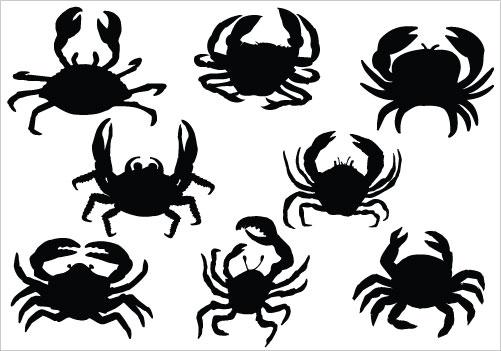 Free crab download clip. Crabs clipart vector