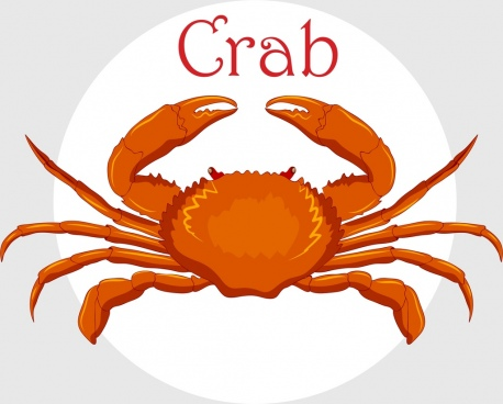 Crab free download for. Crabs clipart vector