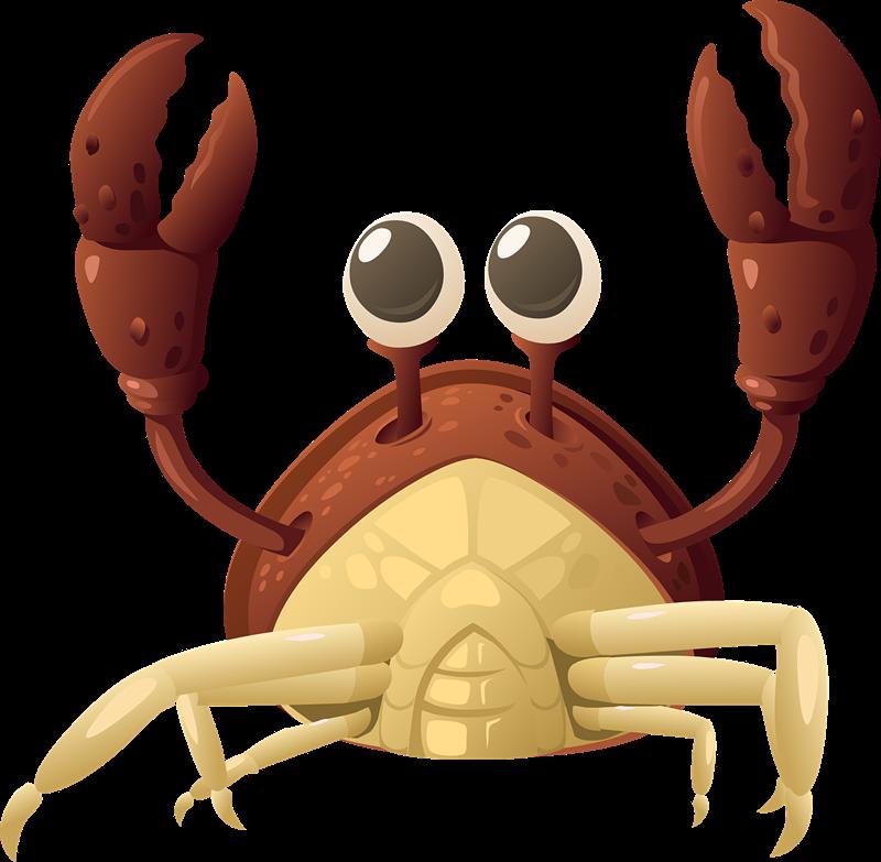Panda free images crabclipart. Lobster clipart mud crab