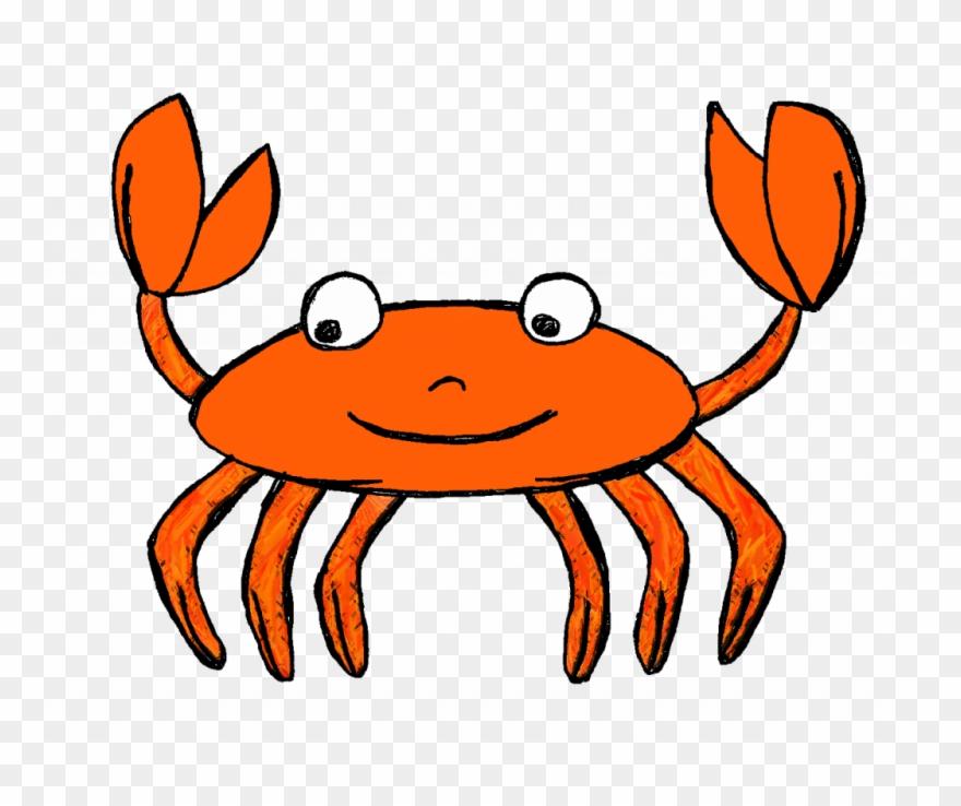 Fresh inspiration clip art. Crab clipart land water animal