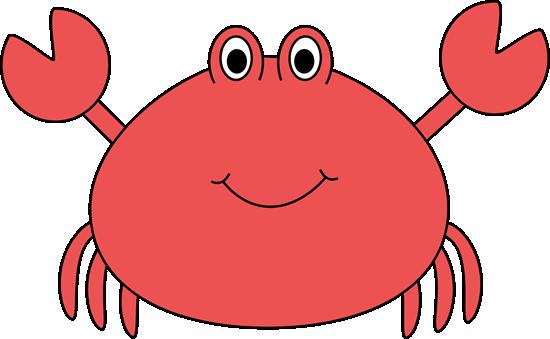 crab clipart ocean