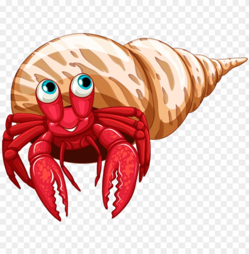 Hermit dibujos de cangrejos. Crab clipart sea creature