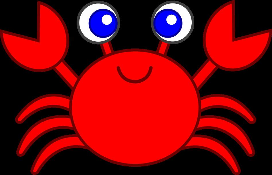 Cartoon crab at getdrawings. Crabs clipart vector