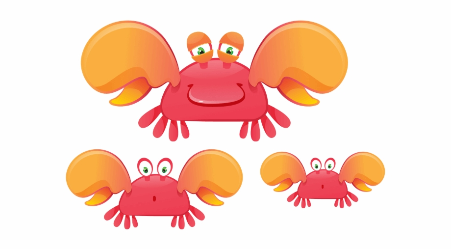 Crabs clipart giant crab. Small transparent png download