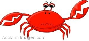 Crab clipart small crab. Crabs image