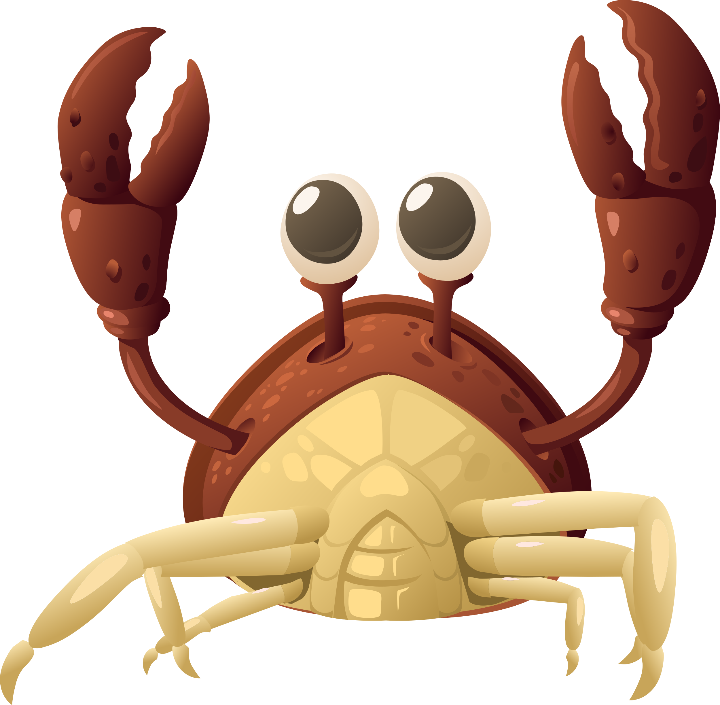Pirate clipart crab. Bclipart inhabitants npc crabbclipart