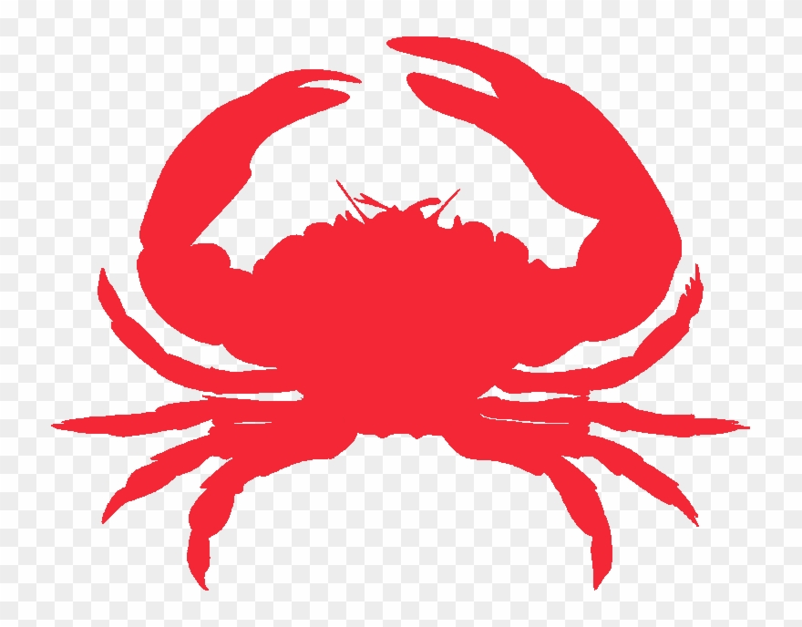 Crabs clipart transparent background. Crab png pinclipart