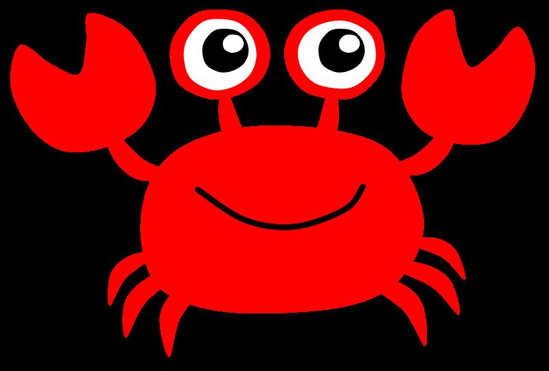 Crustacean pencil and in. Crabs clipart crab feast