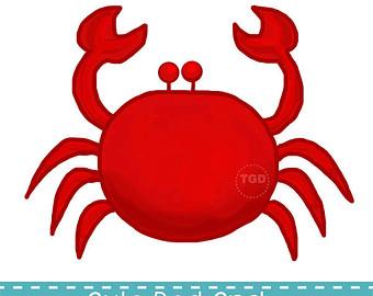 Free crab cliparts download. Crabs clipart top view