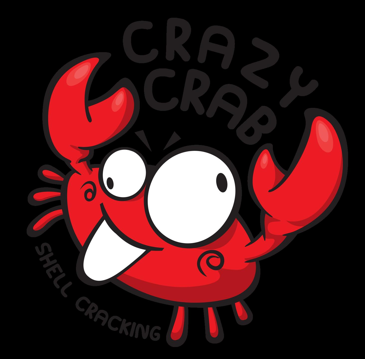 crab clipart vector