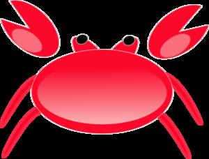 Blue crab panda free. Crabs clipart