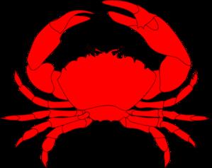 Crab clip art cartoon. Crabs clipart