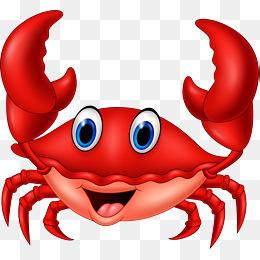 Crabs clipart. Png images vectors and