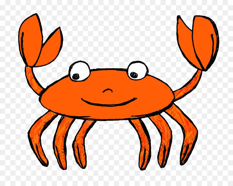 Sea cartoon ocean transparent. Crabs clipart aquatic animal