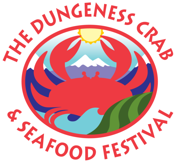 Dinner clipart crab. Dungeness seafood festival