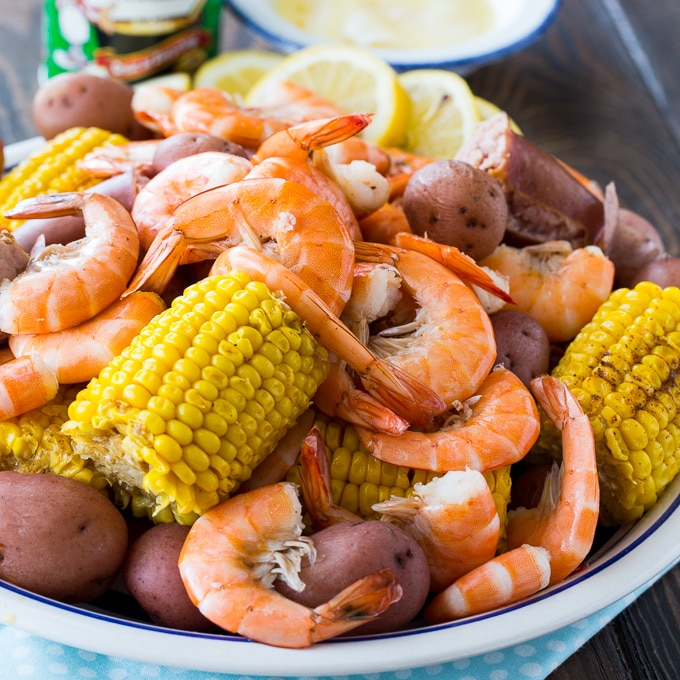 Crabs clipart crab boil. Instant pot low country