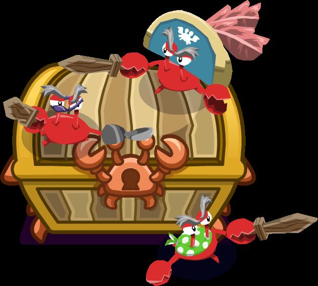 Pirate villains wiki fandom. Crabs clipart crab feed