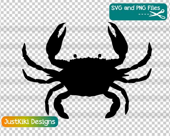 Crabs clipart crab maryland. Blue svg png eastern