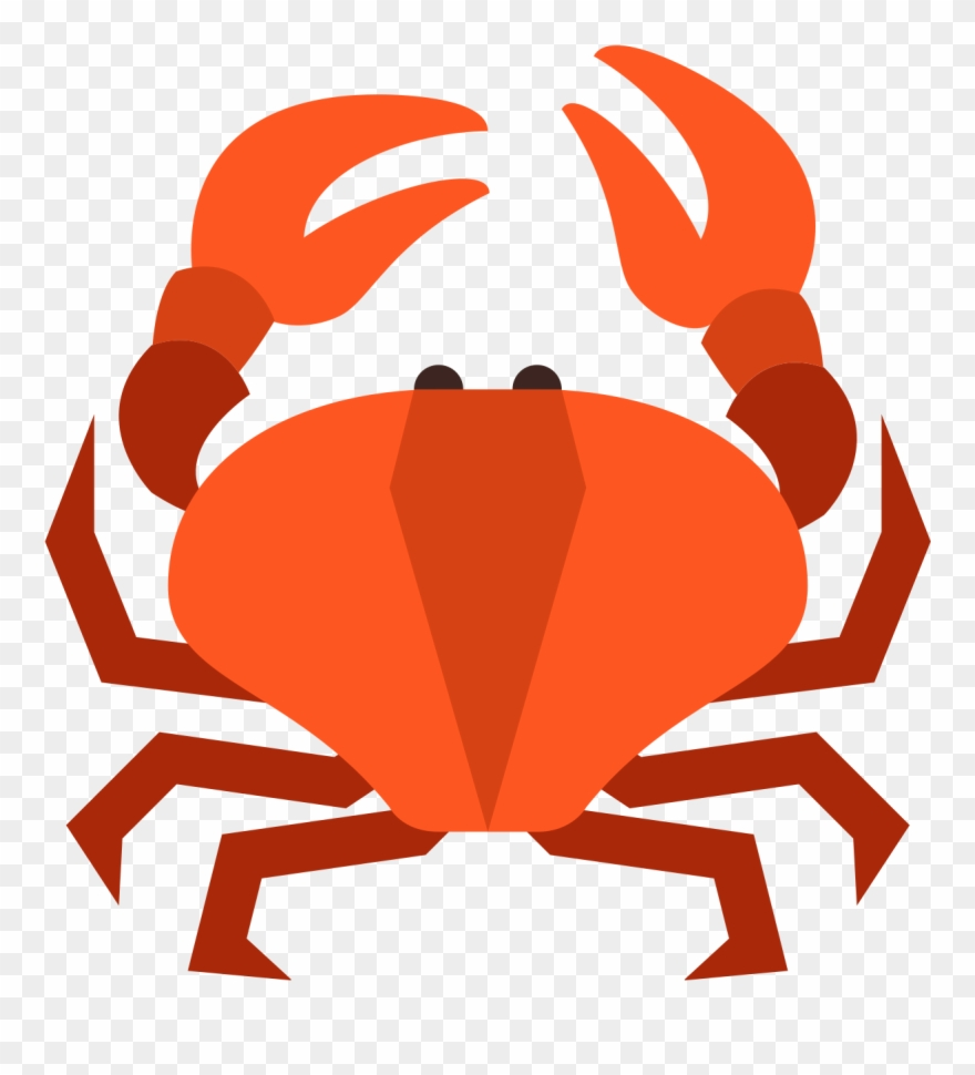 Crab icon pinclipart . Crabs clipart crabbing