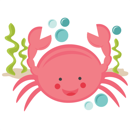 Pin on baby shower. Crabs clipart file