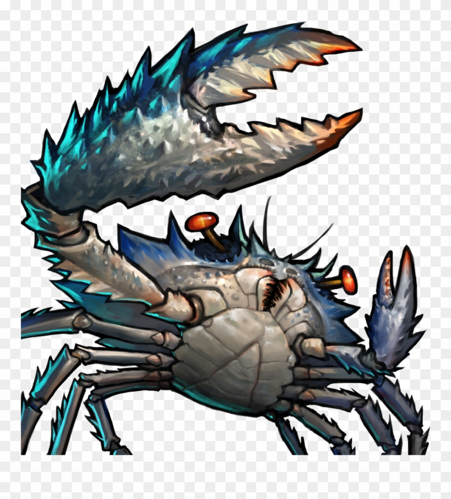 Pinclipart . Crabs clipart giant crab