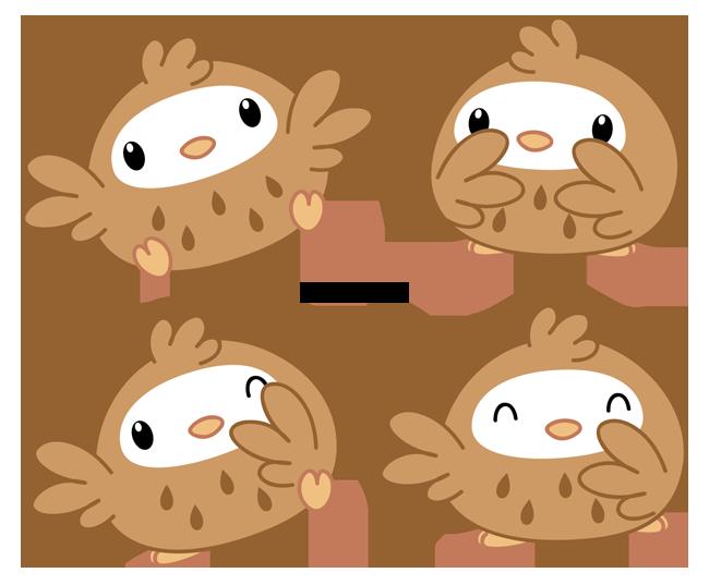 Owl by daieny on. Owls clipart kawaii
