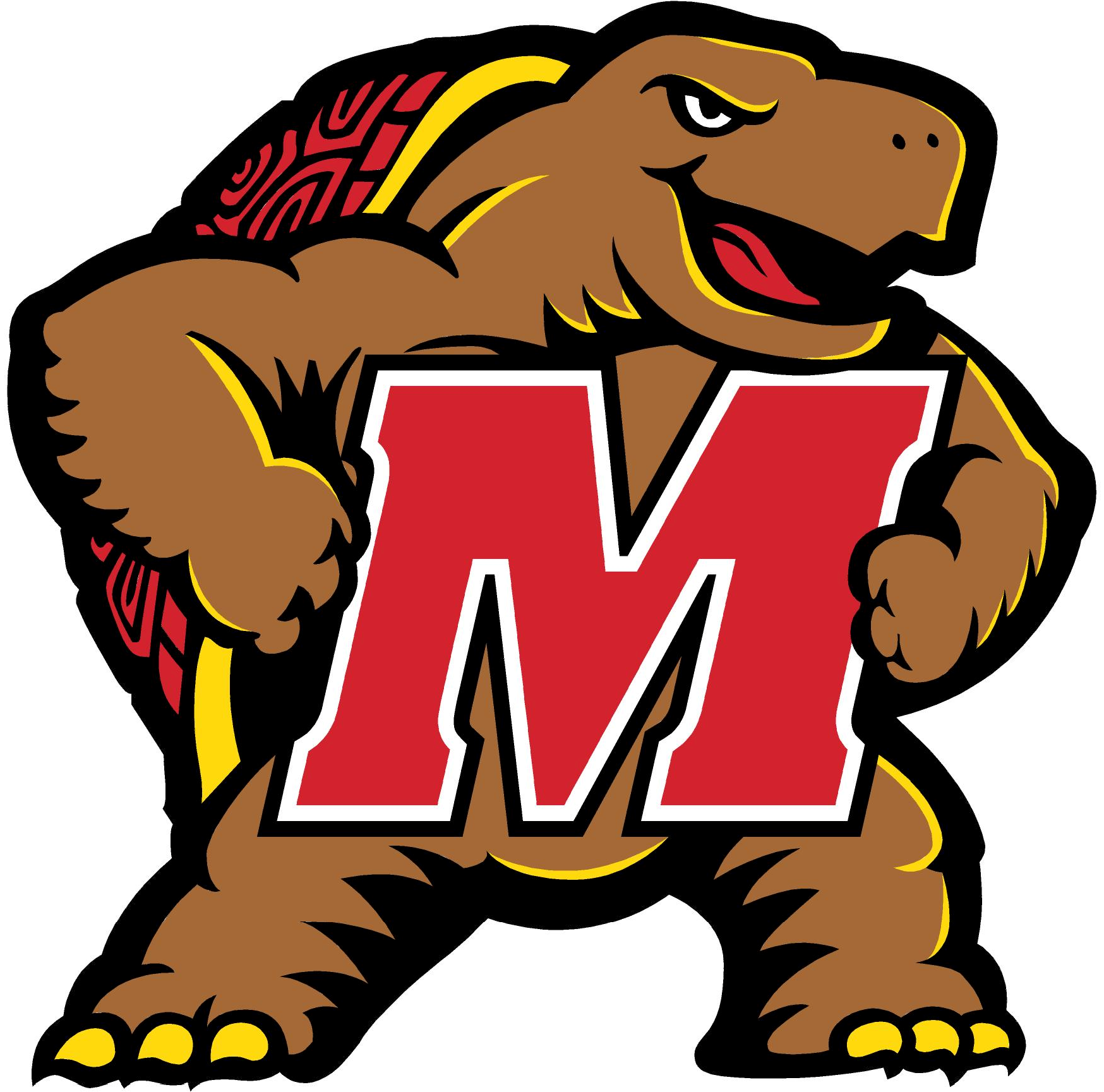 University of fear the. Crabs clipart maryland live