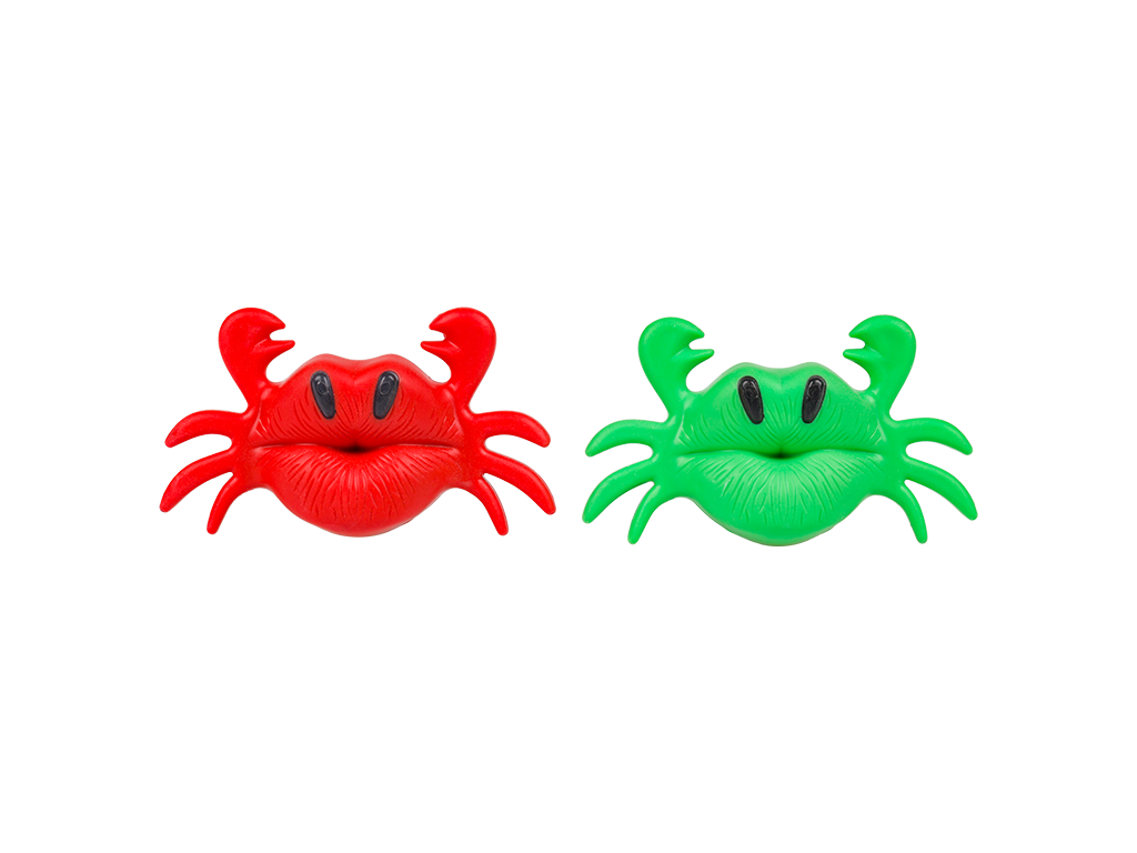 Seafood clipart green crab. Lips the candy toy
