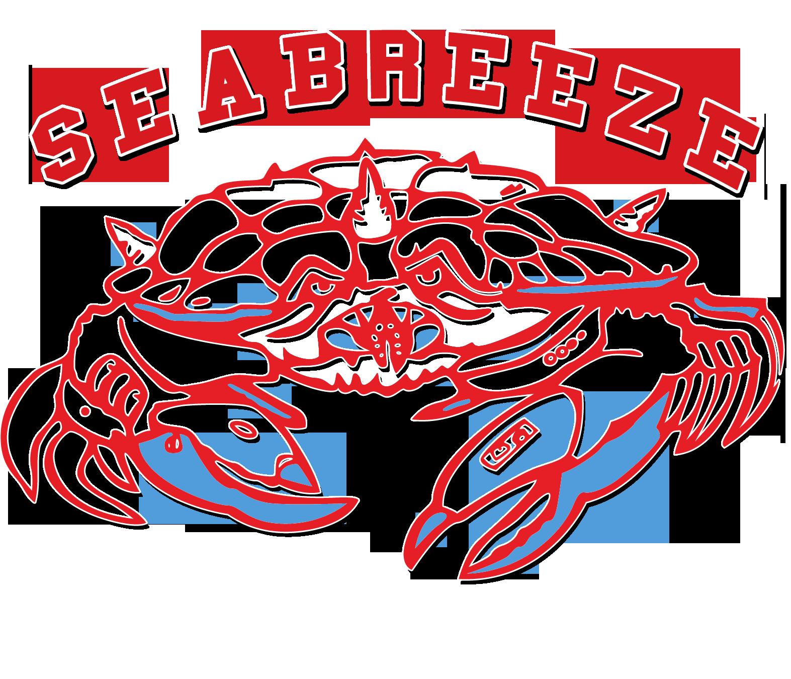 Crabs clipart sand crab. Sandcrab logos seabreeze high