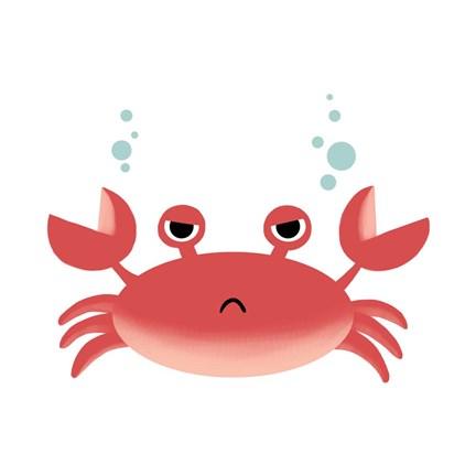 Color me happy creatures. Crabs clipart sea creature