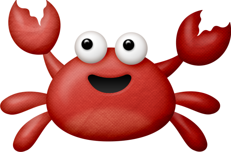 Lliella crab png simple. Crabs clipart summer