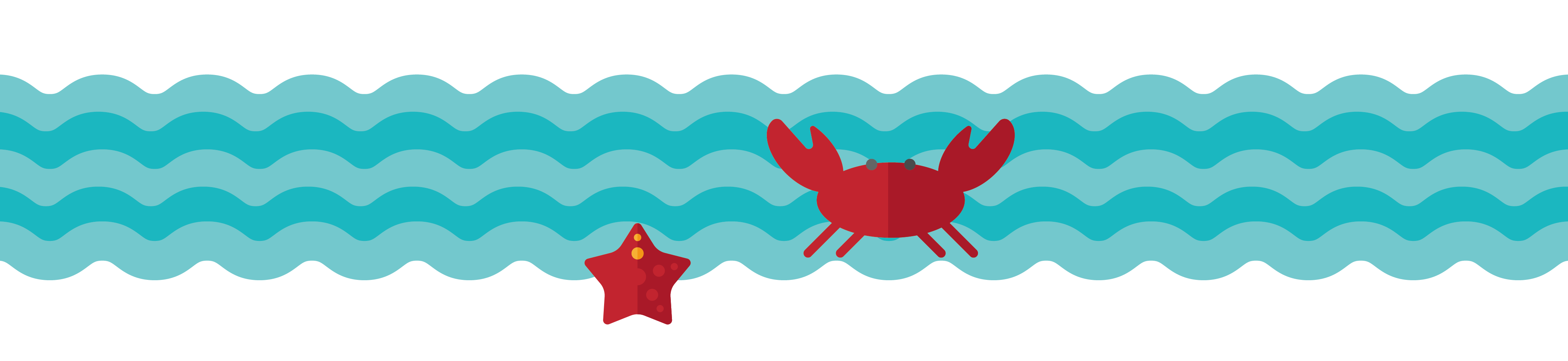 Crabs clipart symmetry. Beach sea watercolor painting