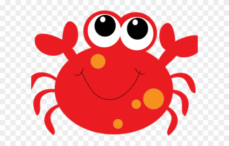 Crab face worksheets for. Crabs clipart under sea