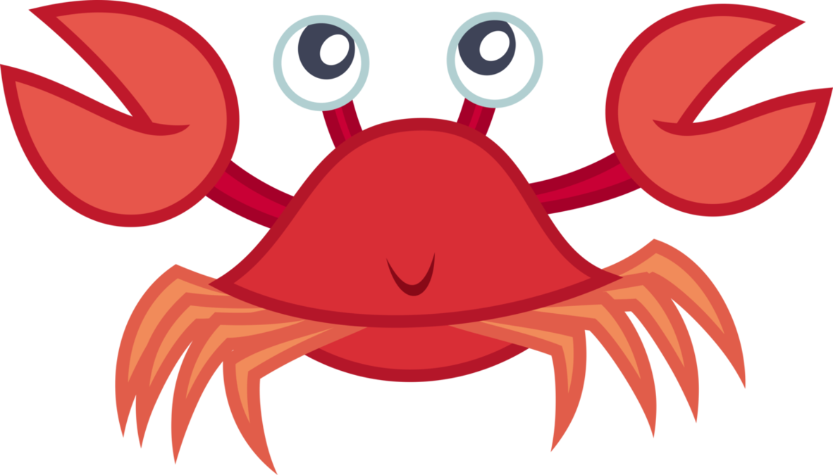 Crabs clipart vector. Crab by diegator on