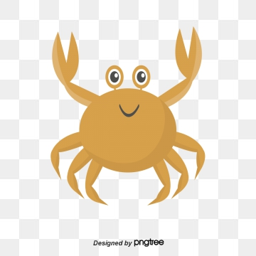 Crab png psd and. Crabs clipart vector
