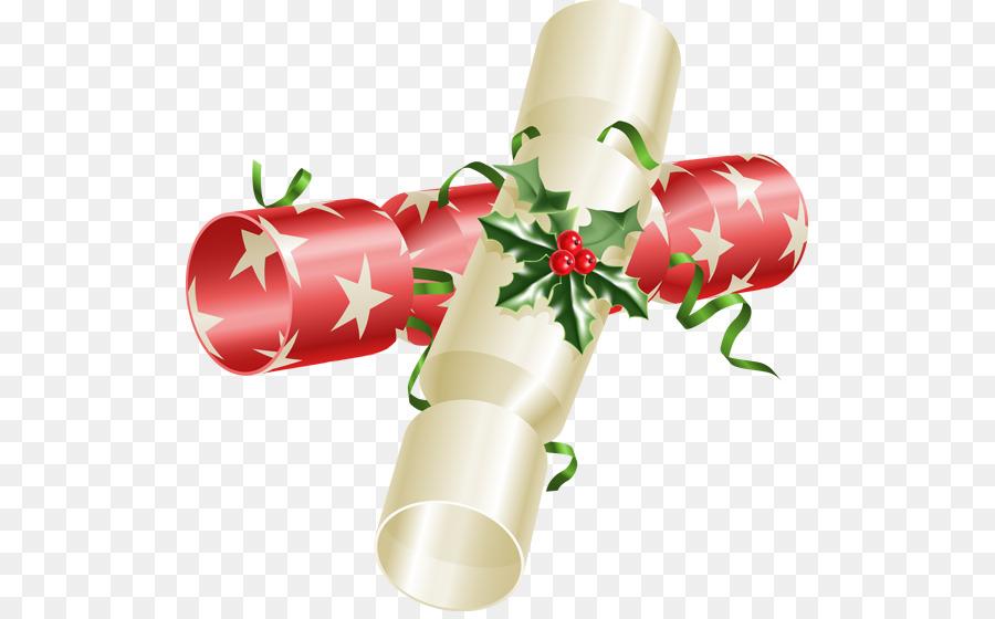 Christmas goldfish clip art. Cracker clipart