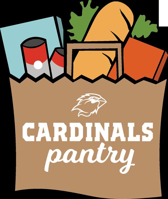 Cardinals civic engagement lamar. Volunteering clipart food pantry