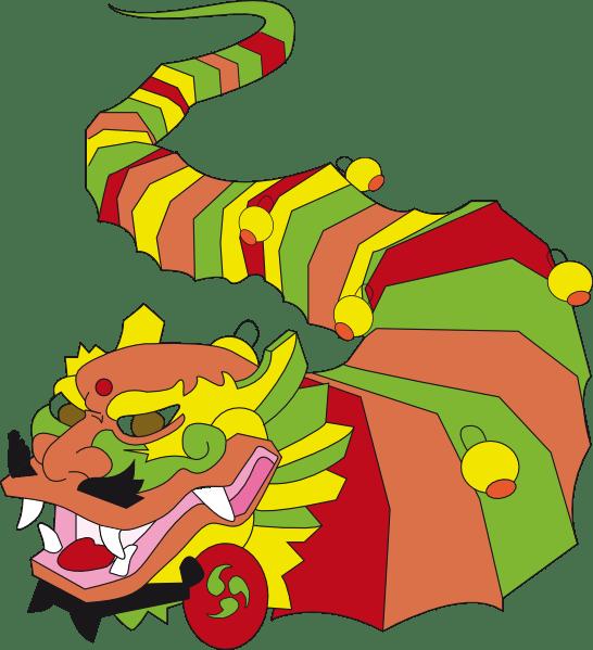 Festival clipart parade. Cartoon new year clip