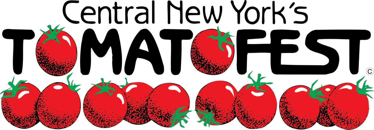 Tomatofest of central new. Cracker clipart cny