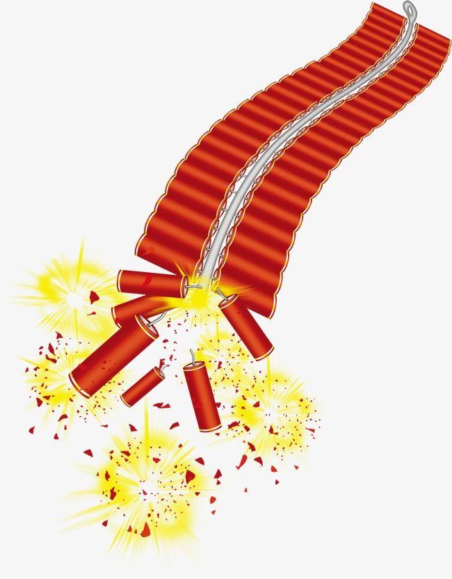 Firecrackers spring chinese new. Cracker clipart firecracker