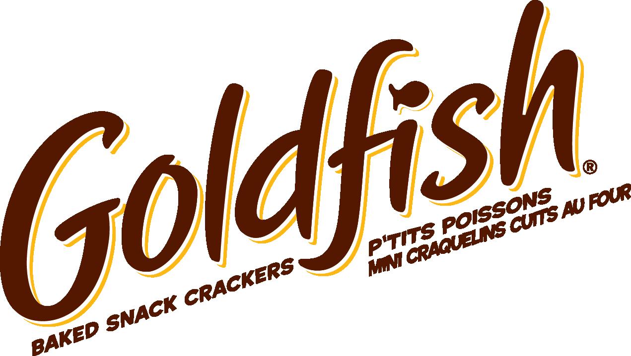 Goldfish clipart craker. Logos