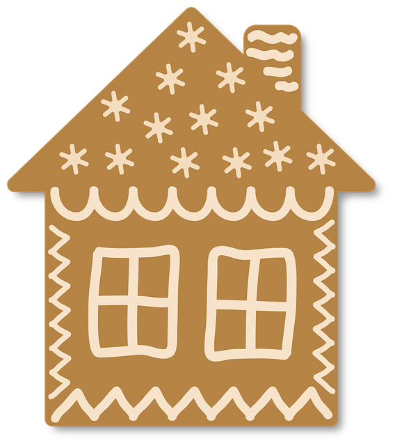 Gingerbread clipart gingerbread friend. House decorating the farmington
