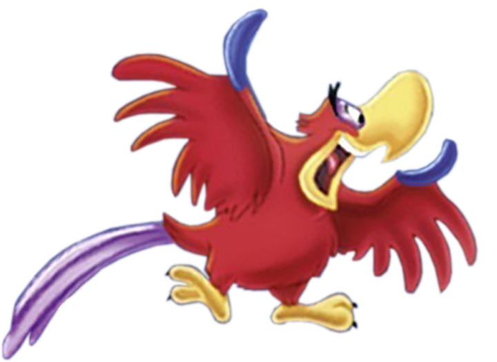 Nemo clipart cast. Iago quotes and lines