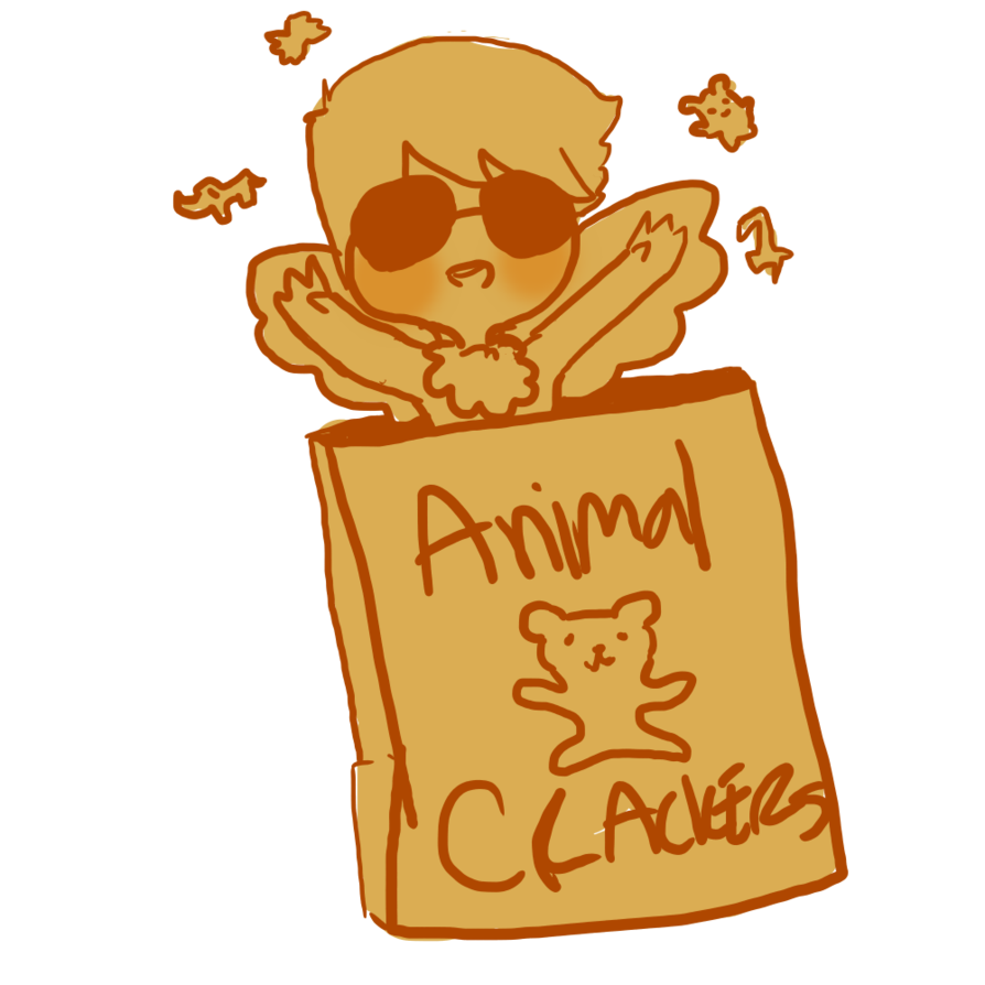 Cracker clipart package. Animal crackers by alphadave