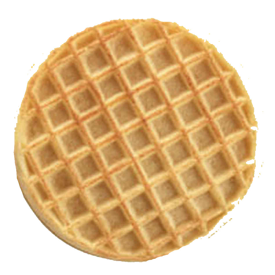 Waffle clipart sticky bun. Png images free download