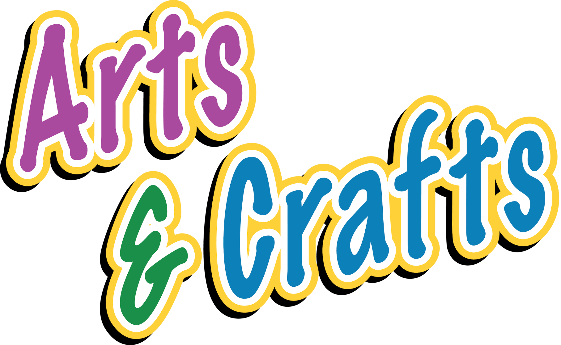 Craft friday march village. Fundraiser clipart vendor fair