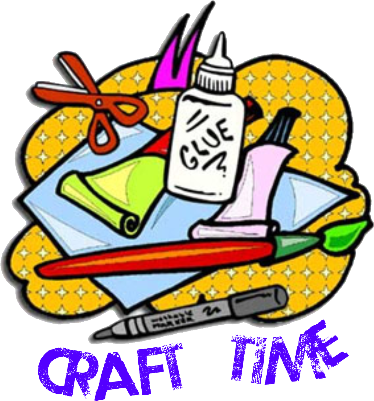 Craft clipart artwork. Unique stem supplies art