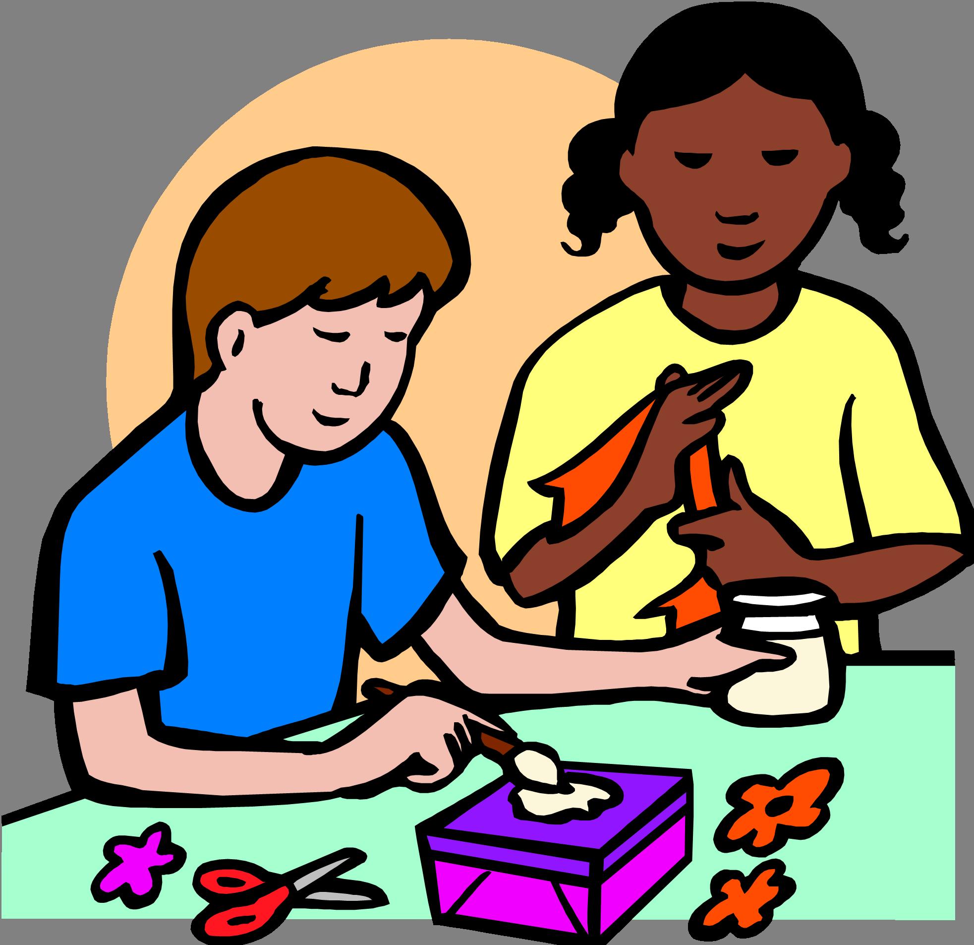 Craft clipart children's. Activities art and
