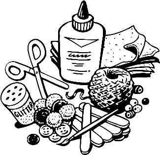 clipartlook. Craft clipart craft supply